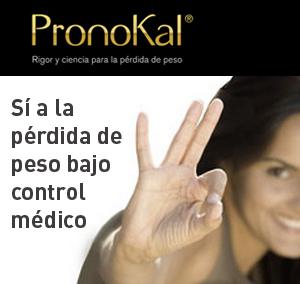 Perdida de peso con pronokal